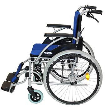 自走式車椅子 ハピネス CA-10SU 側面