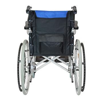 自走式車椅子 ハピネス CA-10SU 裏面