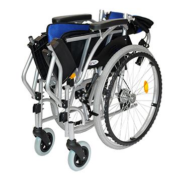 自走式車椅子 ハピネス CA-10SU 折畳