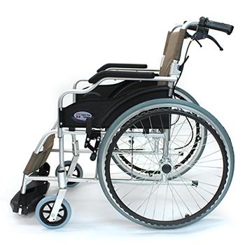 自走式車椅子 エブリィ CA-11SU 側面