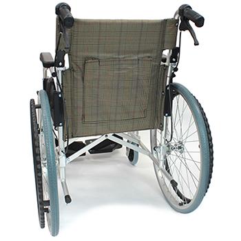 自走式車椅子 エブリィ CA-11SU 裏面