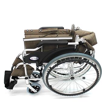 自走式車椅子 エブリィ CA-11SU 折畳