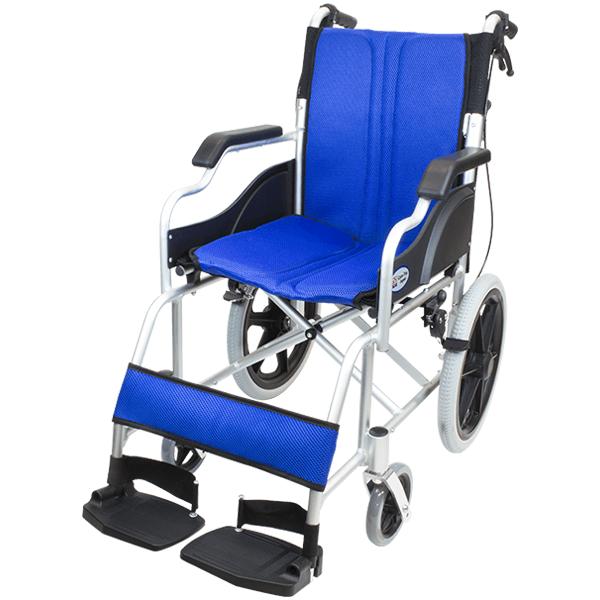 介助式車椅子 ハピネスコンパクト CA-13SU
