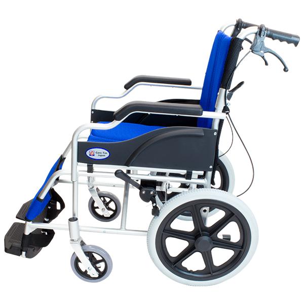 介助式車椅子 ハピネスコンパクト CA-13SU 側面