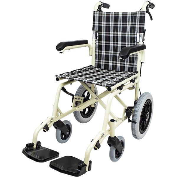 介助式車椅子 トラベル CA-41