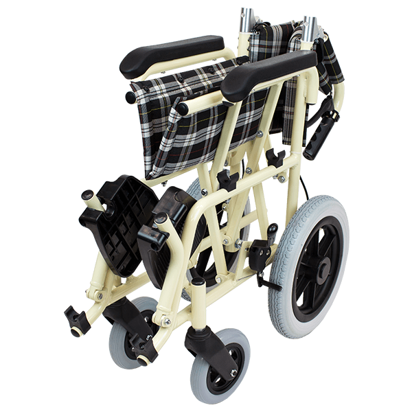介助式車椅子 トラベル CA-41 折畳