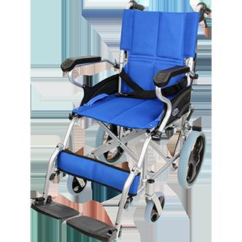 介助式車椅子 スマイル CA-80SU