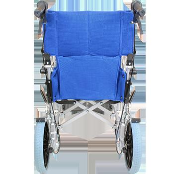 介助式車椅子 スマイル CA-80SU 裏面