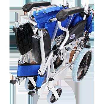介助式車椅子 スマイル CA-80SU 折畳