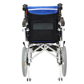 介助式車椅子 コンフォート CAH-20SU 側面