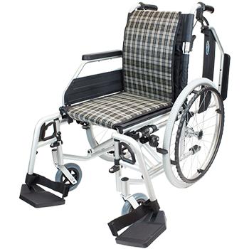 自走式車椅子 コンフォートプレミアム CAH-52SU 脚部開閉