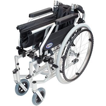自走式車椅子 コンフォートプレミアム CAH-52SU 折畳