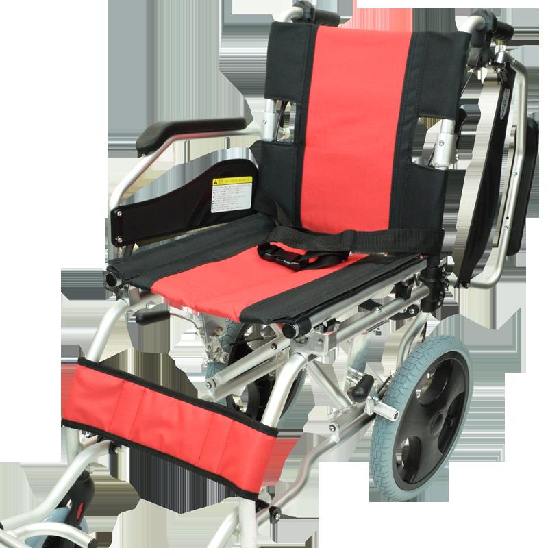 介助式車椅子 ホープ CAH-60 肘跳ね上