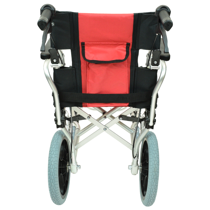 介助式車椅子 ホープ CAH-60 裏面
