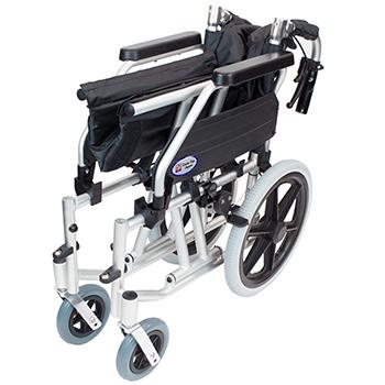 介助式車椅子 コンフォートプレミアム CAH-62SU 折畳