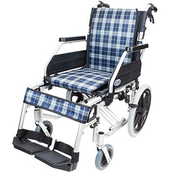 介助式車椅子 コンフォートプレミアム CAH-62SU