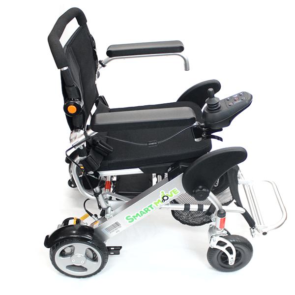 電動車椅子 スマートムーブ CE10-HSU 右側面