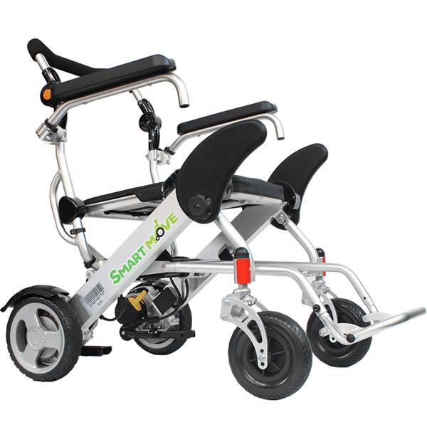 電動車椅子 スマートムーブ CE10-HSU 下矢視