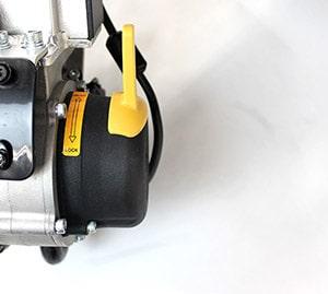 スマートムーブの電動と手動モード切替