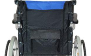 自走式車椅子ハピネス CA-10SU 背面ポケット