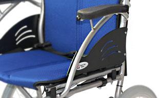 介助式車椅子ハピネス CA-21SU 軽量アルミフレーム