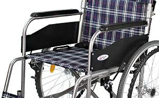 自走式車椅子ウィッシュ CS-10 丈夫なスチールフレーム