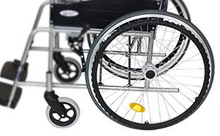 自走式車椅子ウィッシュ CS-10 ノーパンクタイヤ