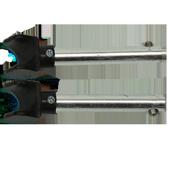脚部3段階調節機能機能用部品