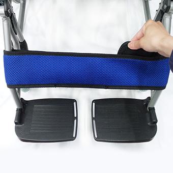 車椅子の脚ベルト