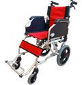 [介助式車椅子]CAH-60