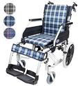 [介助式車椅子]CAH-62SU