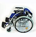車椅子の折りたたみ方