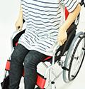 車椅子の使い方