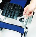 車椅子の機能