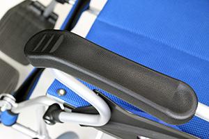 介助式車椅子スマイルCA-80SUリニューアル