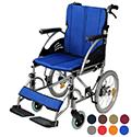 介助式車椅子 ハピネスワイド CA-25SU